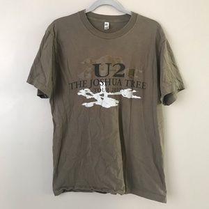 U2 2017 Tour Joshua Tree T-shirt - Large
